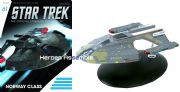 Star Trek Official Starships Collection #061 Norway Class Eaglemoss